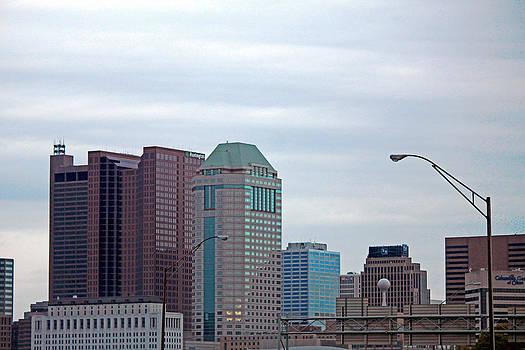 Columbus Ohio by Carolyn Ricks