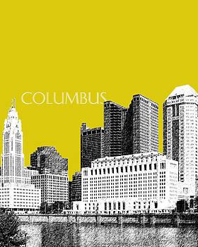 DB Artist - Columbus Skyline - Mustard