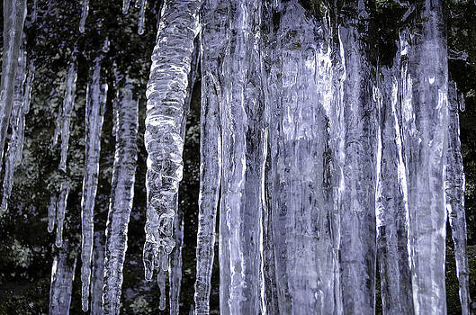 Columns of Ice by Chris Malone