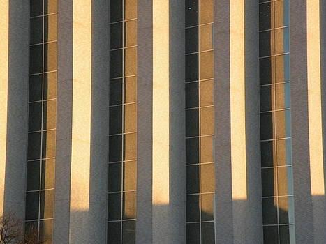 Columns of Light by Ross Odom