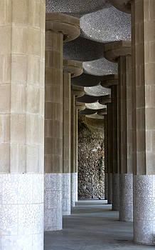 Lorraine Devon Wilke - Columns of Park Guell