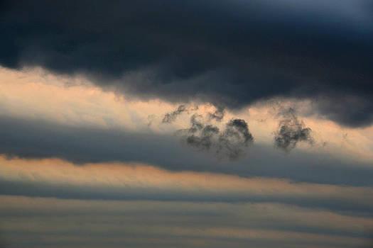 Dennis James - Comb Clouds