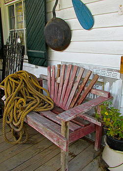 Come and Sit Awhile by Dana Doyle