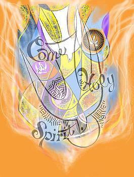 Anne Cameron Cutri - Come Holy Spirit Come