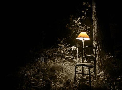 Comforting Light by Paul Geilfuss