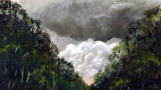 Coming Clouds by Robert Harvey