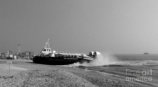 Coming into Land by John Basford