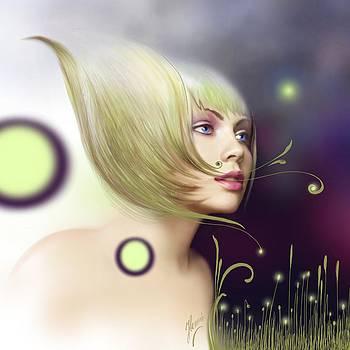 Coming of Spring - Equinoxes by Anna Ewa Miarczynska