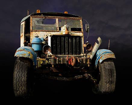 Comma truck by Pete Hemington