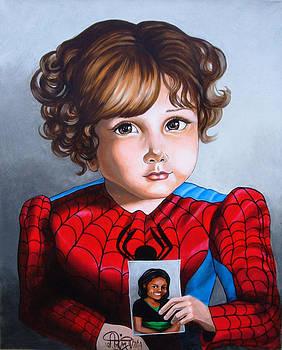 Commisioned Portrait by Annette Jimerson