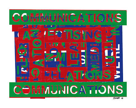 Communications Breakdown by Agustin Goba
