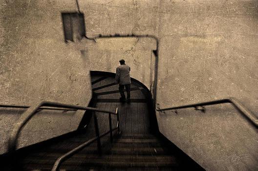 Commuter  by Eric Ferrar