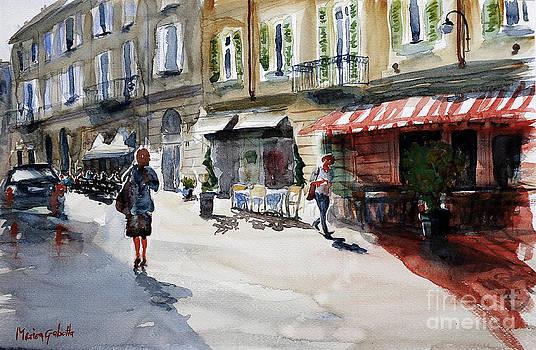 Como Piazza Perretta by Marisa Gabetta