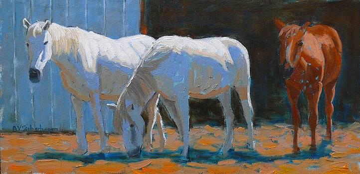 Companions by Aurelia Sieberhagen