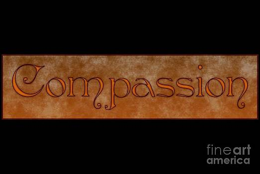 Compassion by Peter R Nicholls