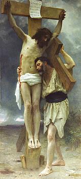 Compassion by William Adlophe Bouguereau