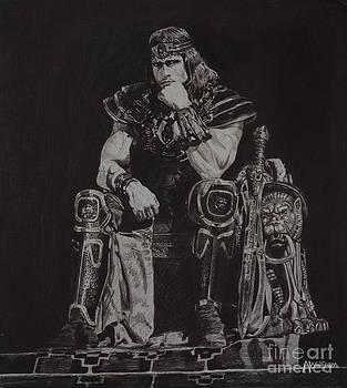 Conan the King by Alan Wolfram