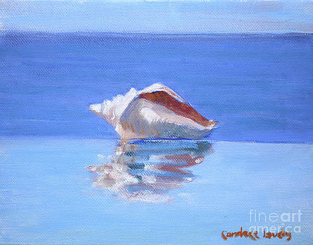 Candace Lovely - Conch on the Edge
