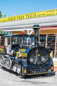 Ian Monk - Conch Tour Train 1 Key West