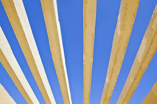Kantilal Patel - Concrete sunbeams