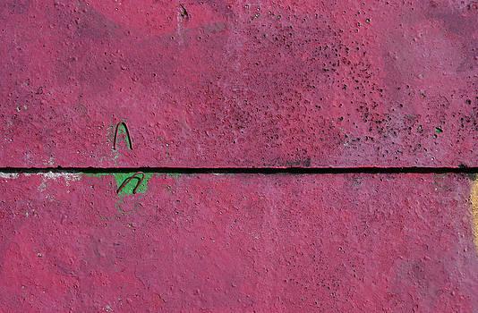 Concrete Wallscape by Csaba Molnar