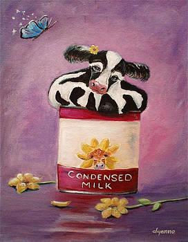 Condensed Milk by Dyanne Parker