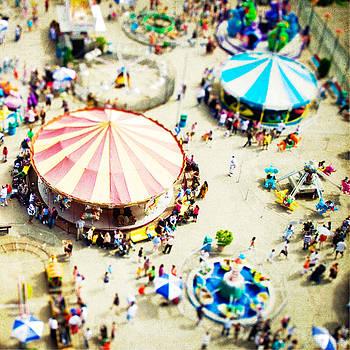 Coney Island Carnivale by Mina Teslaru