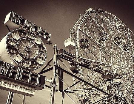 Coney Island by CD Kirven