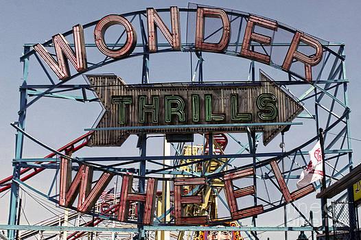 Gregory Dyer - Coney Island Wonder Wheel