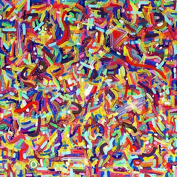 Confetti by Patrick OLeary