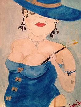 Confident Mischeif by  Lady  Ann