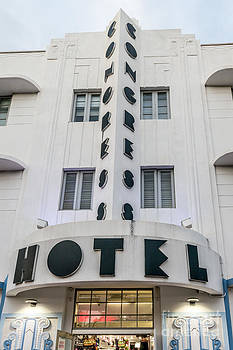 Ian Monk - Congress Hotel 2 Art Deco District SOBE Miami Florida