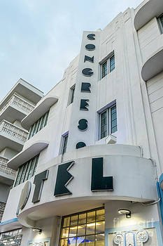 Ian Monk - Congress Hotel Art Deco District SOBE Miami Florida
