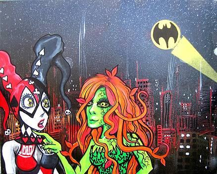 Harley and Ivy by Jacob Wayne Bryner