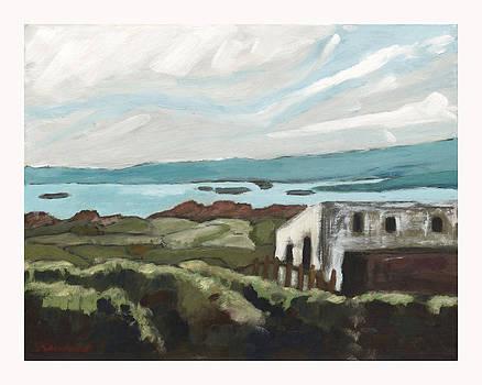 Connemara 10X8 by Kendra Kurth Clinton