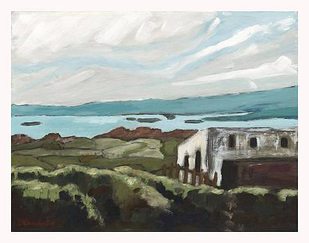 Connemara 14X11 by Kendra Kurth Clinton