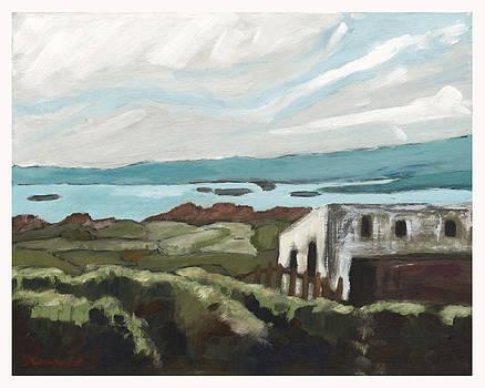 Connemara 20X16 by Kendra Kurth Clinton