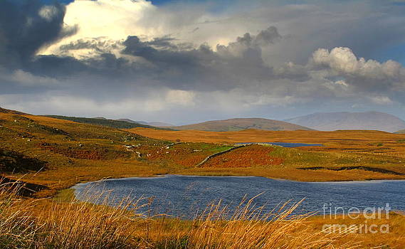 Connemara at its best by Annie  Japaud
