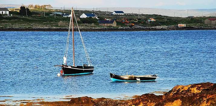 Charlie and Norma Brock - Connemara Boats