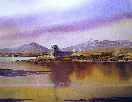 Connemara Reflections by Roland Byrne