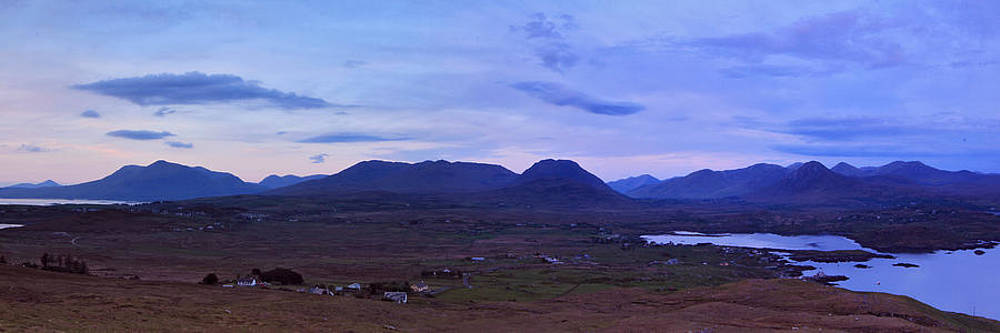 Connemara twilight by Adrian Hendroff