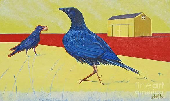 Consider the Ravens by Christine Belt