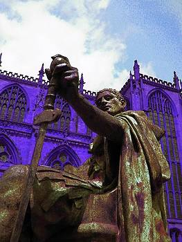 Pamela Smale Williams - CONSTANTINE THE EMPEROR AT YORKMINSTER