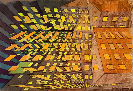 Construction Deconstruction 3 by Phil Vance
