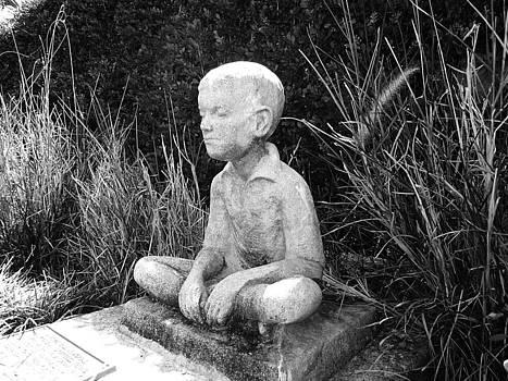 Richard Reeve - Contemplating