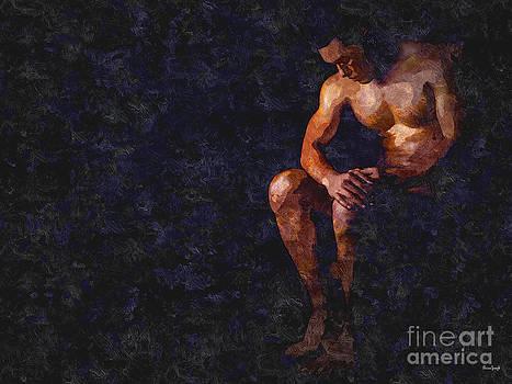Contemplation by Brian Joseph