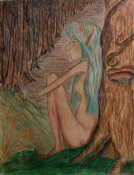 Contemplation by Carrie Viscome Skinner