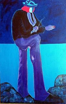 Contemplation by Elizabeth  Bogard
