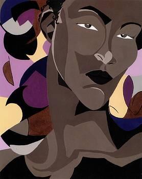 Contemplation by Lynn Darnelle