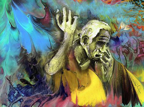 Miki De Goodaboom - Contemplation Of Zeus